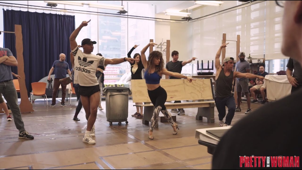 A Living Legacy: The Dancing | Original Broadway Cast