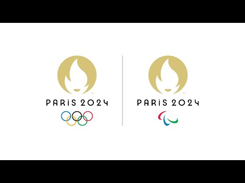 Here is the new face of the Olympic and Paralympic Games of #Paris2024