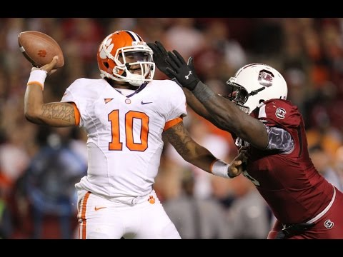 South Carolina vs. Clemson 2011 HD [1080]