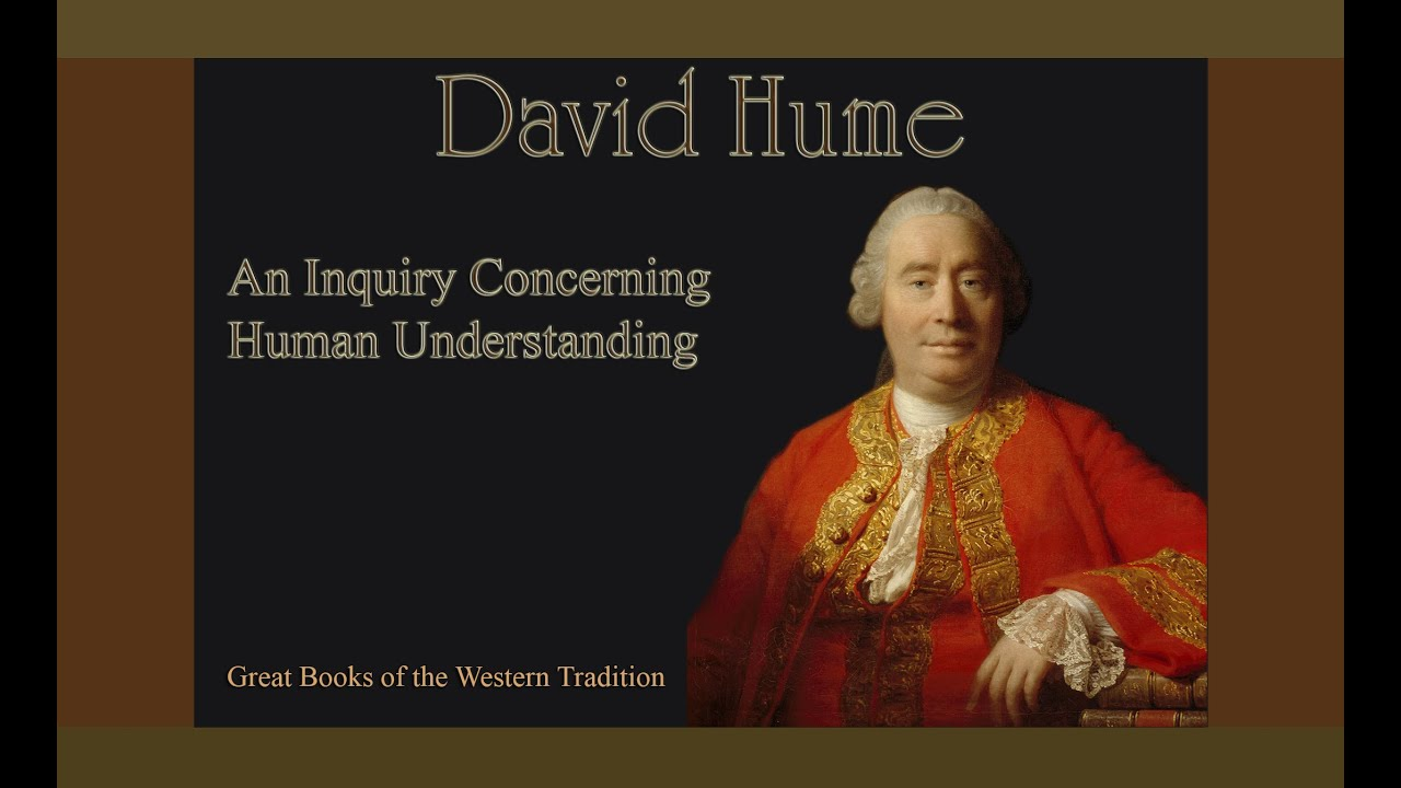 david hume an enquiry concerning human understanding part 1 david hume an enquiry concerning human understanding part 1