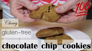 Chewy Gluten Free Chocolate Chip Cookies | Cooking Casen