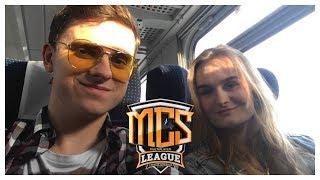 Wyjazd na MCS League! Relacja z Mistrzostw! - [Vlog]