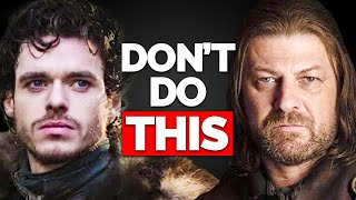 Why The Starks Will Always Get Betrayed