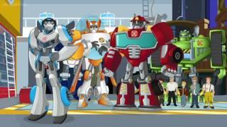 Transformers: Rescue Bots: Quickshadow's Mission