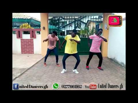 Dj Breezy - slow down ft Joey B, D Black and King Promise  - Dance Video by United  Dancers