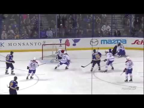 Montreal Canadiens Vs St. Louis Blues. February 24th 2015. (HD)
