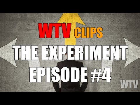 """WTV CLIPS:  THE EXPERIMENT Episode #4 """"FEAR NOT"""""""