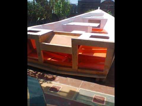 Κατασκευή ξύλινης βάρκας σε... ταράτσα! 2