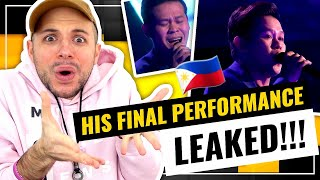 Marcelito Pomoy - Beauty & The Beast | AGT Champions FINALE | WE WERE DUPED!!!! | HONEST REACTION