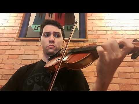 Triumph for my Magic Steel - Rhapsody (violin solo)