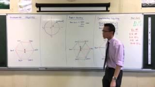 Trigonometric Identities & the Magic Hexagon (2 of 2: Even More Relationships!)