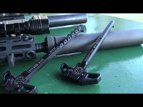 AXTS/Radian Charging Handle Gas Test