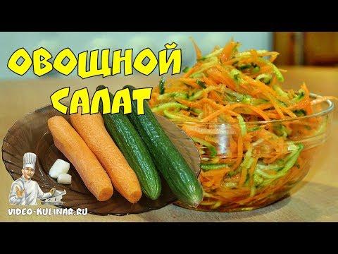 Салаты овощные / 1343 рецепта от Миллион Меню