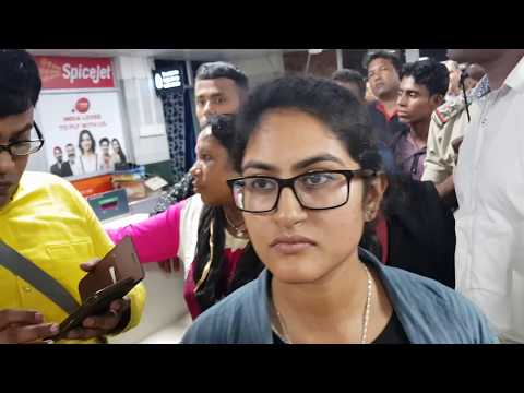 Bad Weather in Kolkata, cancelled Indigo flights to and from Agartala Airport create chaos Mp3