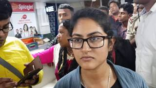 Bad Weather in Kolkata, cancelled Indigo flights to and from Agartala Airport create chaos