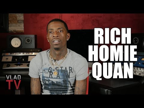 Rich Homie Quan On Working With Drake: He Raps While Drinking Coco Lattes