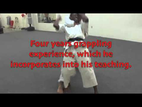 Anthony Chapman, Assistant Instructor, Tong Dojo Shotokan Karate