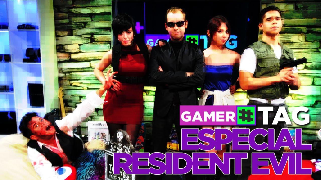 GAMERTAG - ESPECIAL RESIDENT EVIL - YouTube