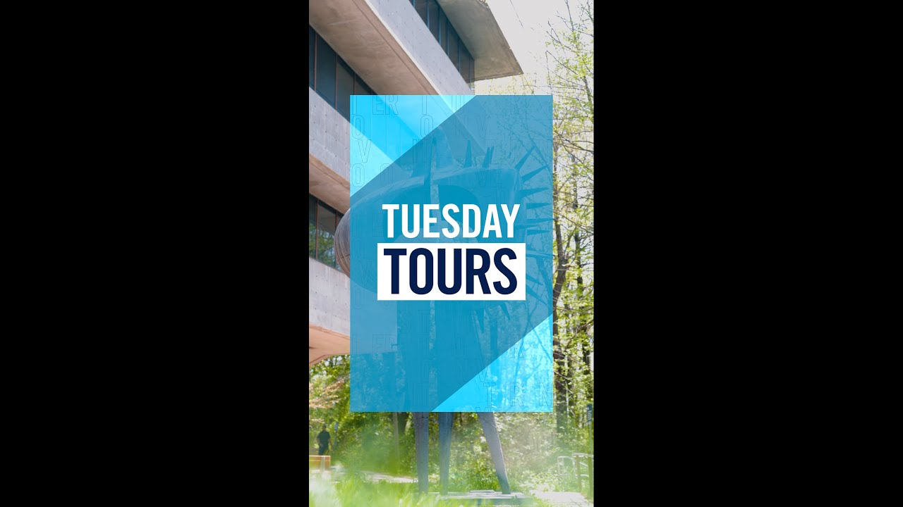 Tuesday Tours - Green Spaces at UTSC