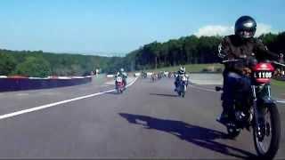 COUPE Moto legende 2012 série L