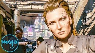 Top 10 Cyberpunk 2077 Trailer Moments