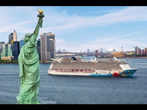 Norwegian Cruise Line: NCL Breakaway tour and review w/STUDIOS/STUDIO LOUNGE sub focus.