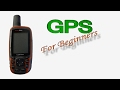 Hand Held GPS For Beginners
