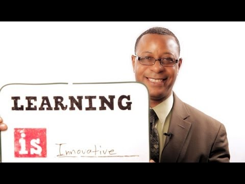 Learning is... is Innovative | Russell Sarder featuring Edward Parker | Series 73