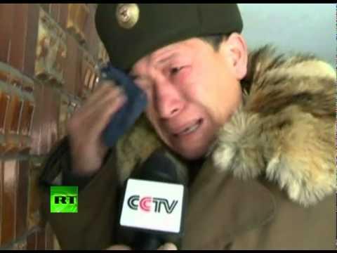 Kim Jong Il dead: Video of grief and mass hysteria in North Korea