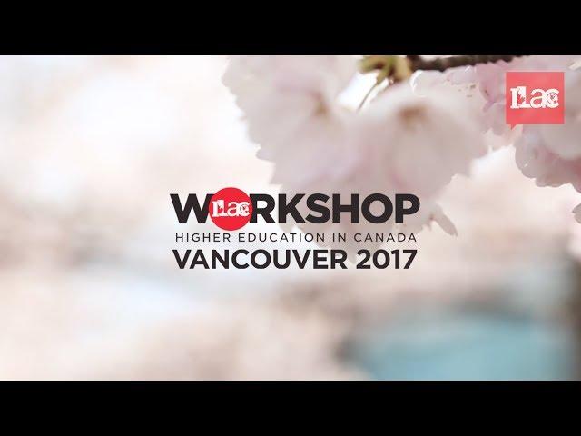 ILAC Higher Education Workshop  |  Vancouver 2017