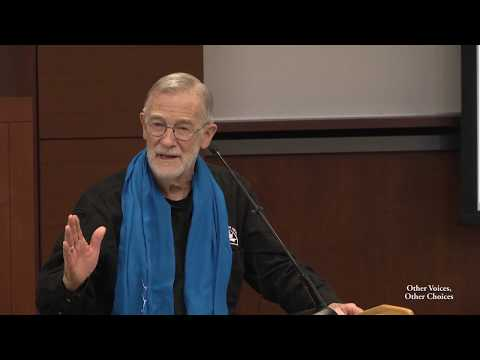Ray McGovern at the Conference on U.S. Foreign Military Bases
