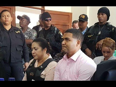 COMENTARIO CONDUCTA CRIMINAL DE MADRE E HIJO. HUCHI LORA Y JUNIOR RAMÍREZ