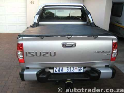 2010 Isuzu Kb Series Kb 300lx Double Cab Auto For Sale On Auto