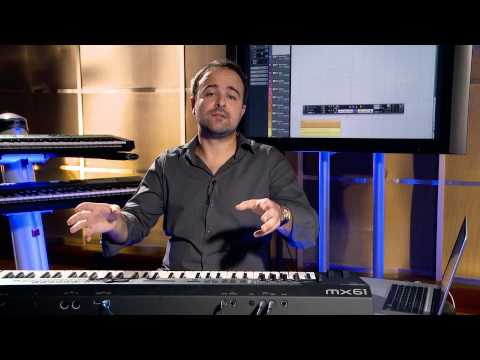 Yamaha Synth MX61 & MX49 Introduction