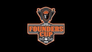 2018 Founders Cup - Game 15: Elora Mohawks vs Coquitlam Adanacs; August 17th, 5pm