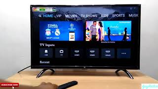 Xiaomi Mi TV 4A (32 inch) UNBOXING AND FIRST LOOK ! Patchwall ! Rs13999