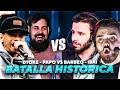 Batalla historicapapo - dtoke vs. ibai - barbeq - youtube