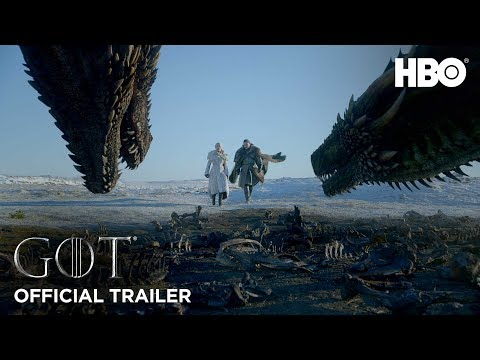 #GameOfThrones - Season 8 - Official Trailer Mp3