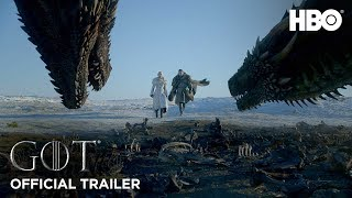 #GameOfThrones - Season 8 - Official Trailer