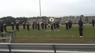 Dillon Marching Band @Marlboro 2012