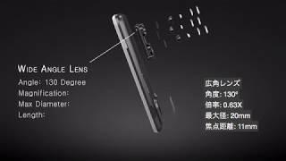 世界初!6つの特殊効果レンズを兼ね備えた iPhone 7 Plus / iPhone 8 Plus 用高品質モバイルケース誕生