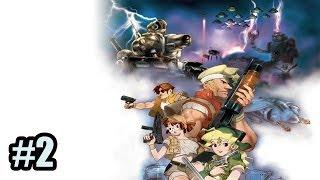 VGU Streams: Metal Slug 3   Episode 2: Heavy Machine Gun