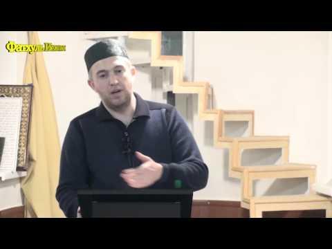 "Благой нрав. Абдулла Хаджи. | Центральная Мечеть г.Каспийск ""Фатхуль Ислам"""