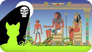 Death of the Firstborn Egyptians [Scribble Kibble #83]