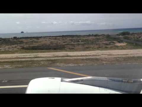 Hawaiian Airlines A330 -200 Flight HA452 Takeoff from Honolulu International Airport to Sydney