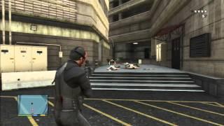 GTA 5 Government Facility Attack/Five Star Escape