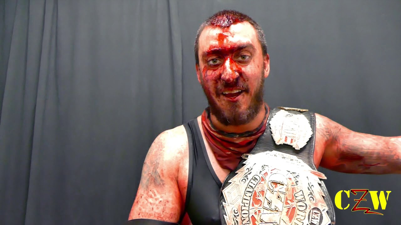 CZW - New CZW World Champion Mance Warner