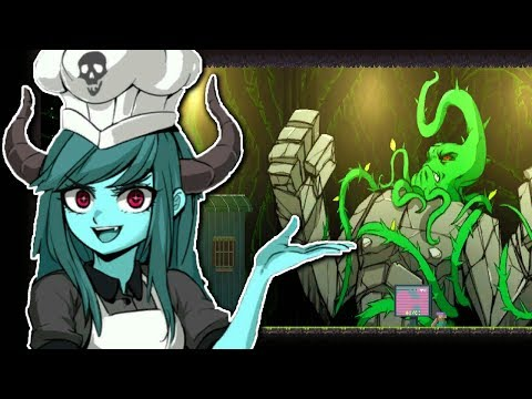 My Necro Anime Waifu Wants a Big Veiny ( ͡° ͜ʖ ͡°) - DUNGEON MUNCHIES