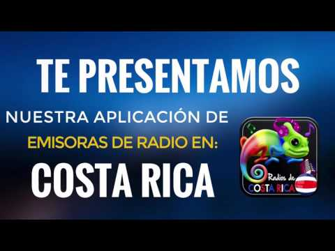 Emisoras de Costa Rica (Muy buena aplicación de Radios de Costa Rica)