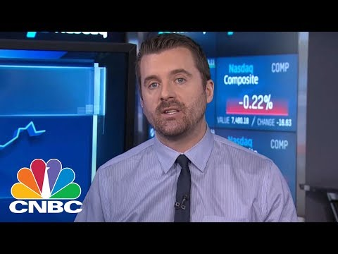 After A Record Run, The Nasdaq Just Hit A Major Milestone | Trading Nation | CNBC